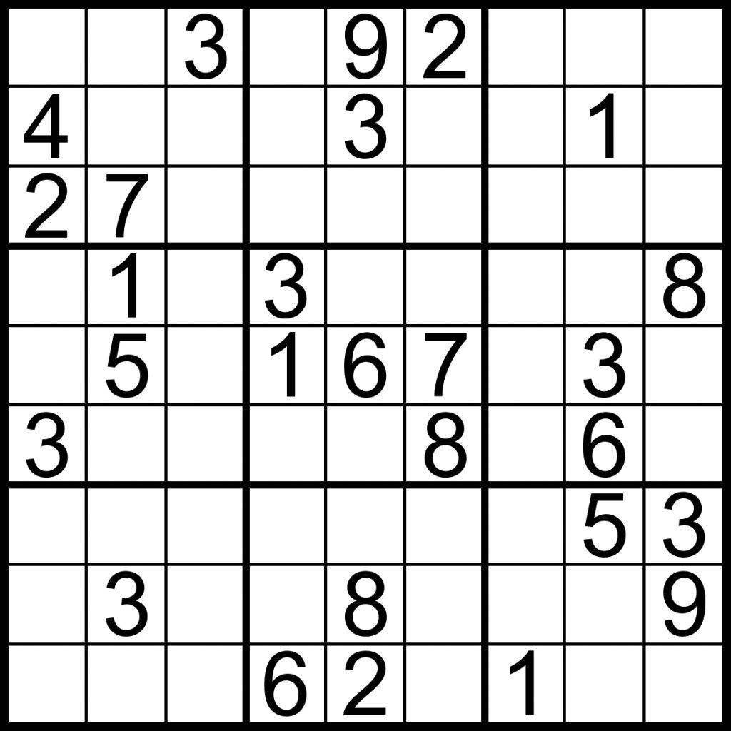Sudoku Template 28 Images Search Results For Blank