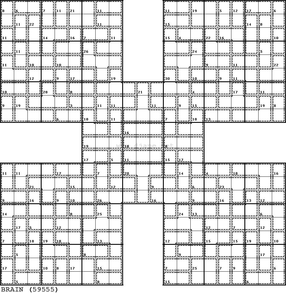 Super Sudoku Printable