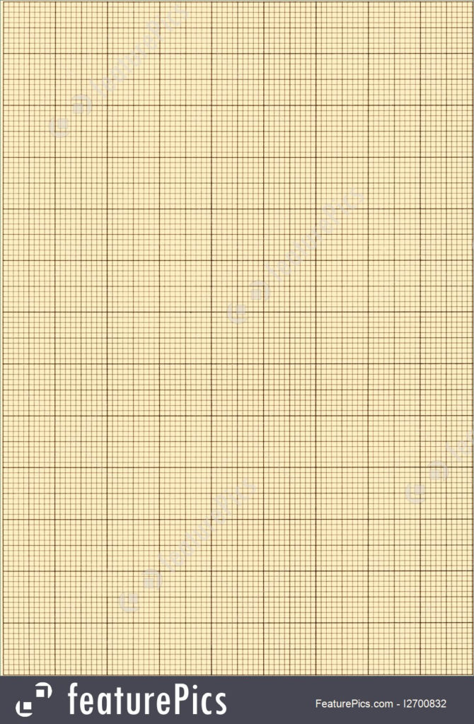 Texture Old Graph Paper Stock Picture I2700832 At