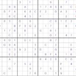 The Best Monster Sudoku Printable Brad Website
