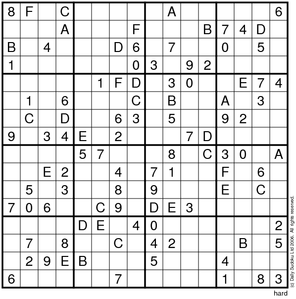 Printable Sudoku Puzzles With Pencil Marks