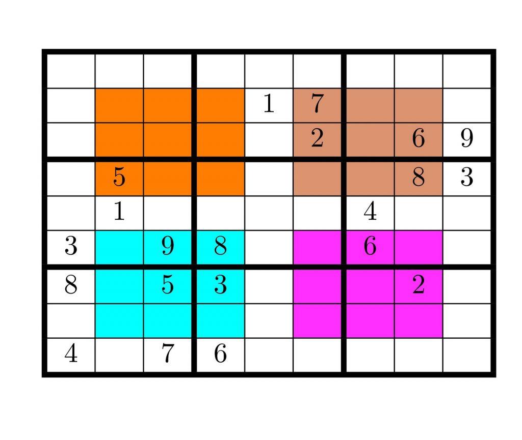 Hyper Sudoku Printable