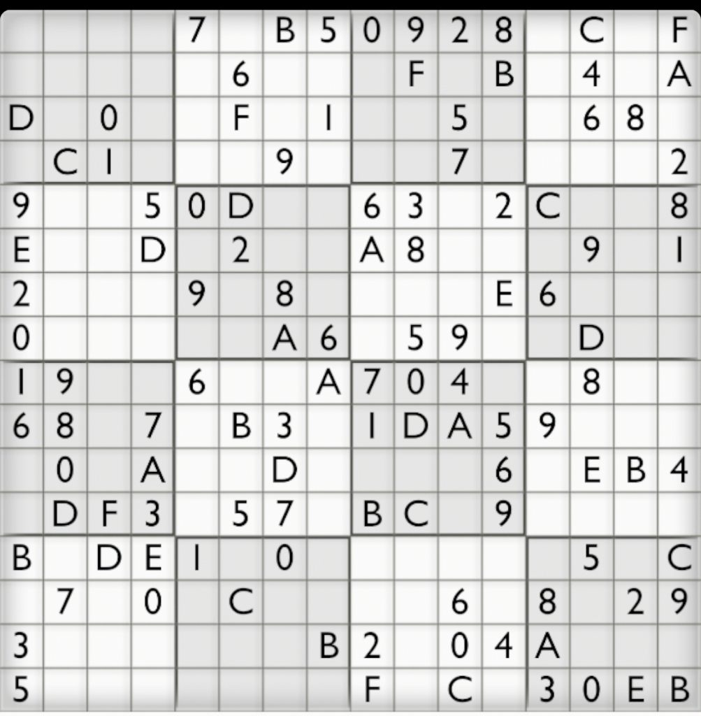 Printable Monster Sudoku Puzzles